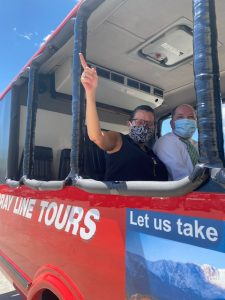 Safety Pikes Peak Tour